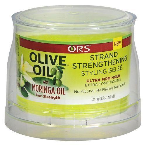 ORS Olive Oil Strand Strengthening Styling Gelee - 8.5oz