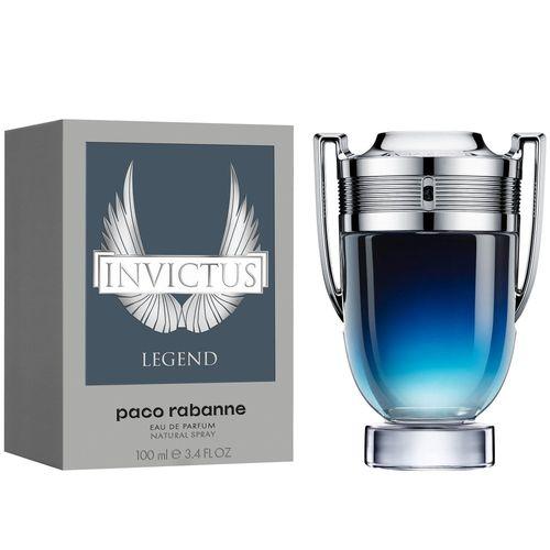 Paco Rabanne Invictus Legend Eau De Parfum Spray - 100ml