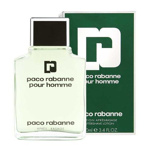 Paco Rabanne Pour Homme Aftershave Splash - 100ml