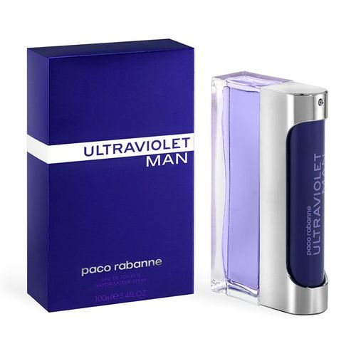 Paco Rabanne Ultraviolet Man Eau De Toilette Spray - 100ml