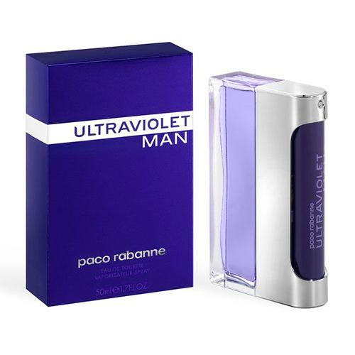 Paco Rabanne Ultraviolet Man Eau De Toilette Spray - 50ml