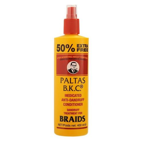 Paltas B.k.c Medicated Anti dandruff Braids Conditioner - 350ml
