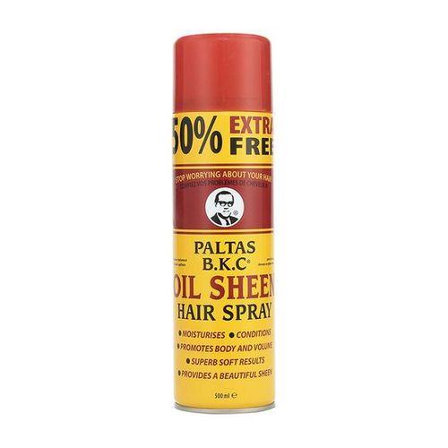 Paltas B.K.C Oil Sheen Hair Spray - 500ml