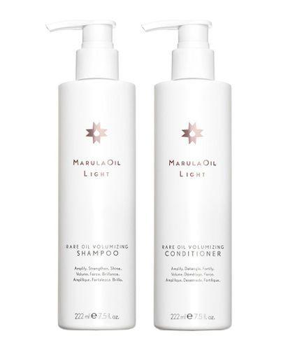 Paul Mitchell Marula Rare Oil Volumizing Shampoo & Conditioner - 222ml