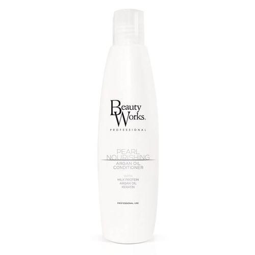 Beauty Works Pearl Nourishing Argan Oil Conditioner 50ml