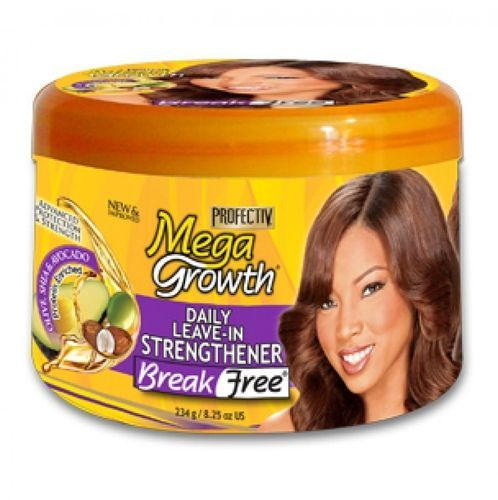 Profectiv Mega Growth Breakfree Daily Leave-in Strengthener - 8.25oz