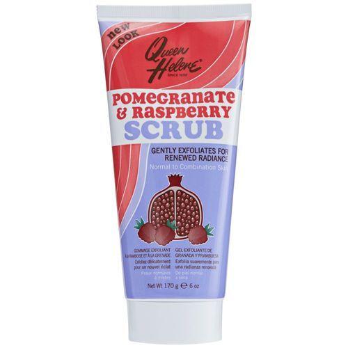 Queen Helene Pomegranate & Raspberry Scrub - 6oz