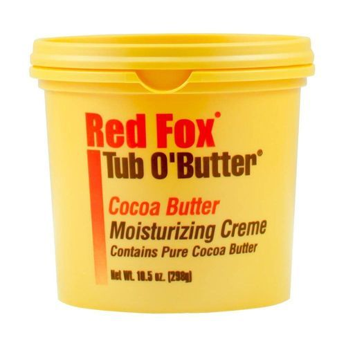 Red Fox Tub O'Butter Cocoa Moisturizing Creme - 298g
