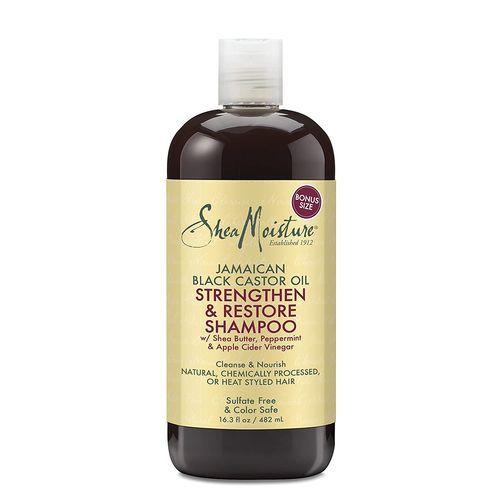 Shea Moisture Jamaican Black Castor Oil Strengthen & Restore Shampoo - 13oz