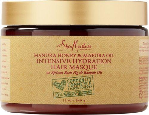 Shea Moisture Manuka Honey & Mafura Oil Intensive Hydration Masque - 12oz