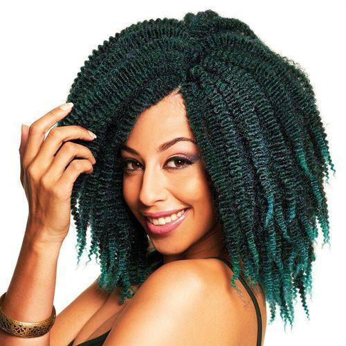 Sleek Fashion Idol Express Kinky Twist Marley 10'' - Jet Black