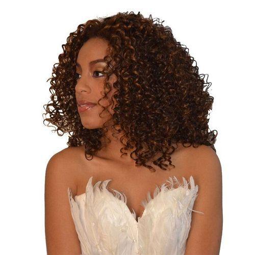 Sleek Fashion Idol 101 Karla Tongable Synthetic Lace Wig - Natural Black