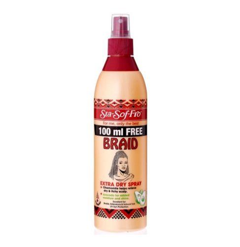 Sta Sof Fro Braid extra Dry Spray - 350ml