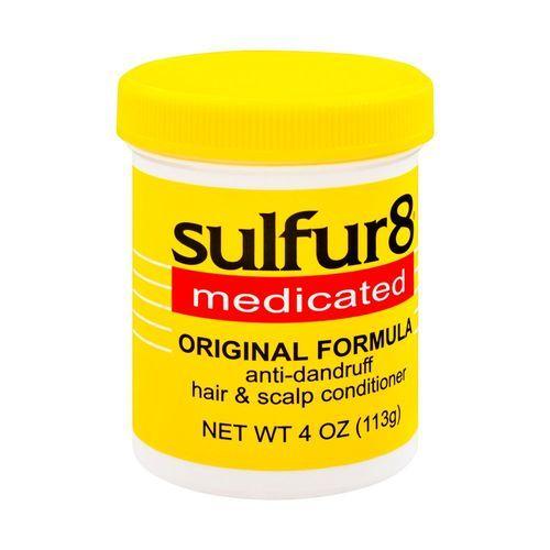 Sulfur8 Medicated Hair & Scalp Conditioner Jar - 4oz