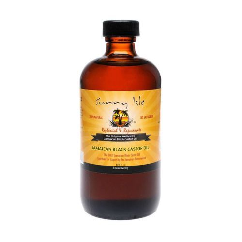 Sunny Isle Jamaican Black Castor Oil - 8oz