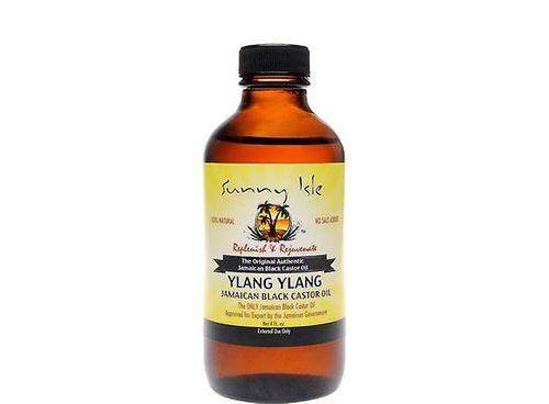 Sunny Isle Ylang Ylang Jamaican Black Castor Oil - 4oz