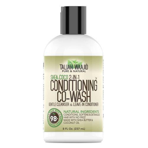 Taliah Waajid Shea-coco Conditioning Co-wash - 8oz