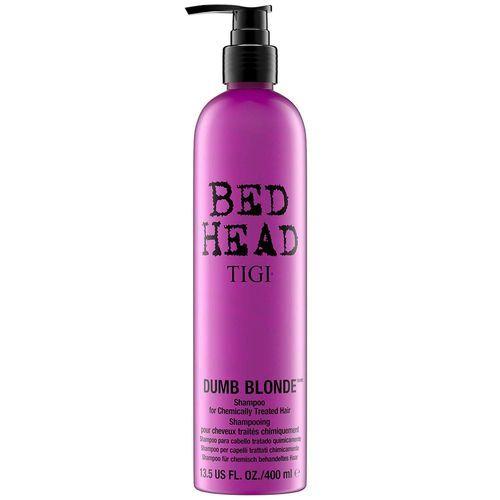 TIGI Bed Head Dumb Blonde Shampoo - 400ml