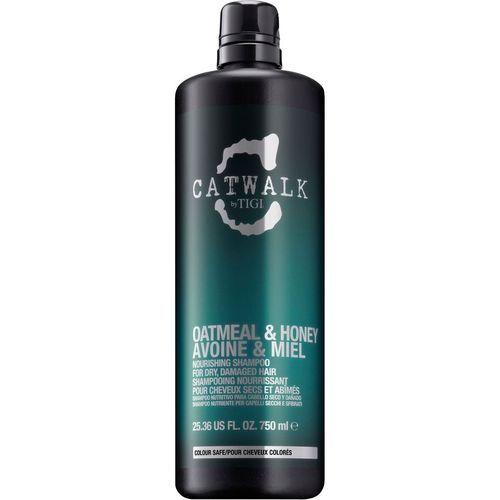 TIGI Catwalk Oatmeal & Honey Shampoo - 300ml