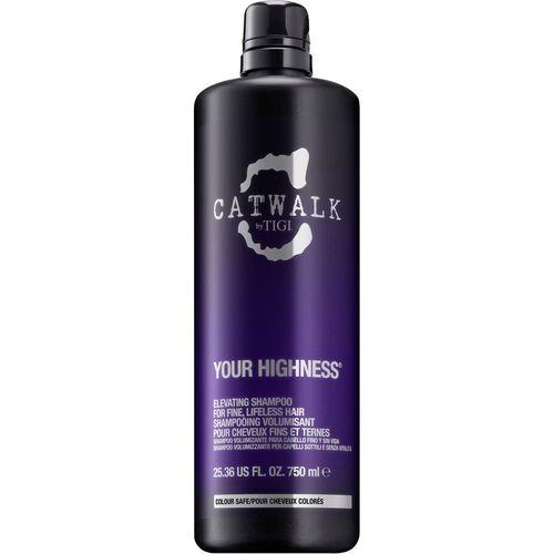 TIGI Catwalk Your Highness Elevating Shampoo - 300ml