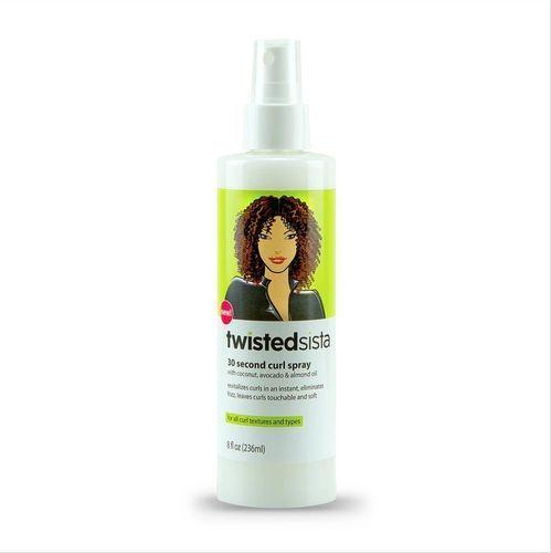 Twisted Sista 30 Second Curl Spray - 150ml