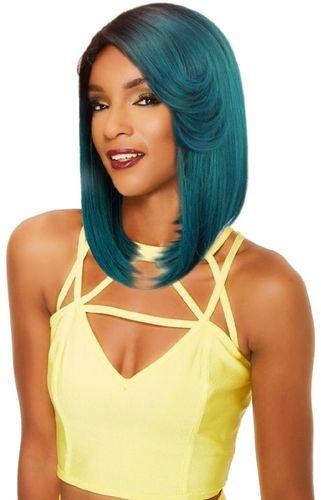 Sleek Spotlight 101 Venus Synthetic Wig - Natural Black