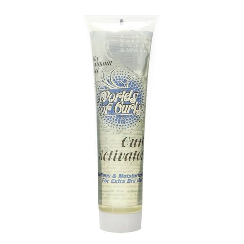 World Of Curls Curl Activator Gel - Extra Dry Hair - 6oz