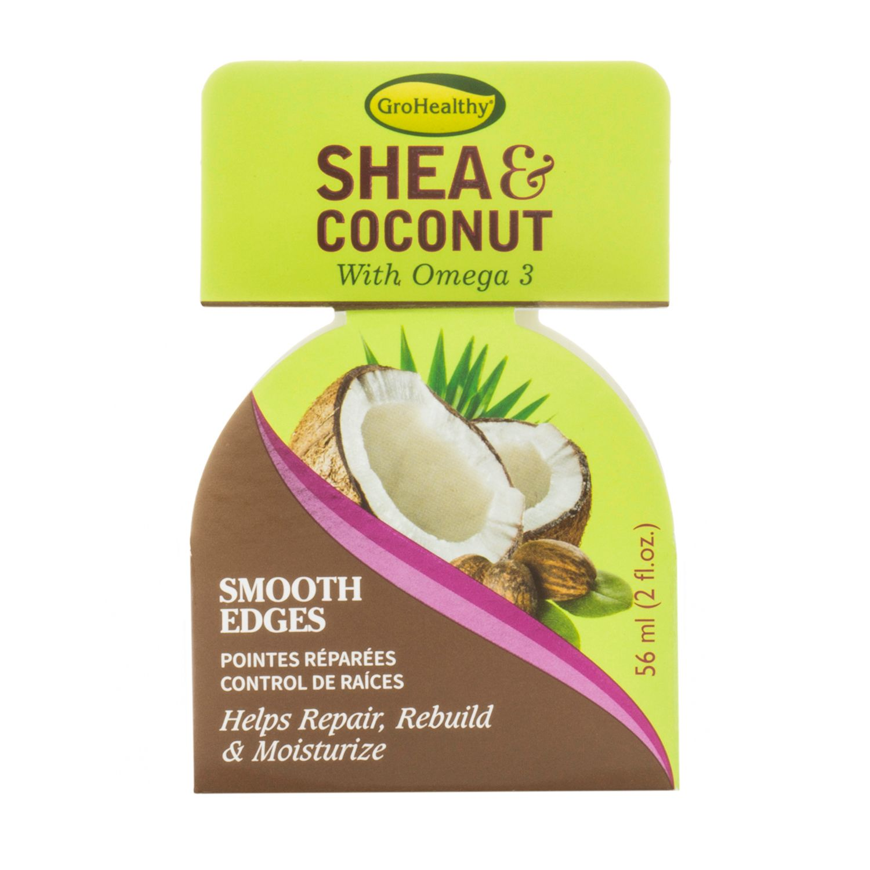 Sofn'Free GroHealthy Shea & Coconut Smooth Edges - 2oz