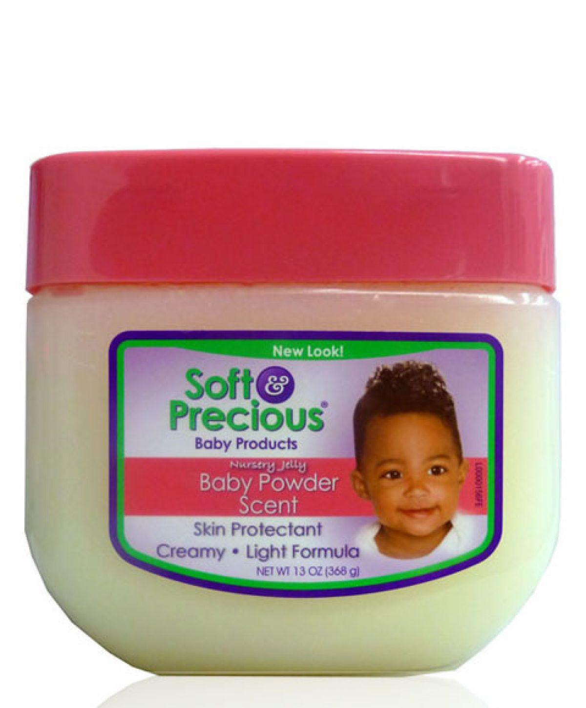 Soft & Precious Nursery Jelly Baby Powder Scent - 368g
