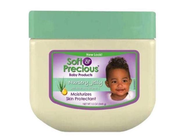 Soft & Precious Nursery Jelly With Aloe & Vitamin E - 368g