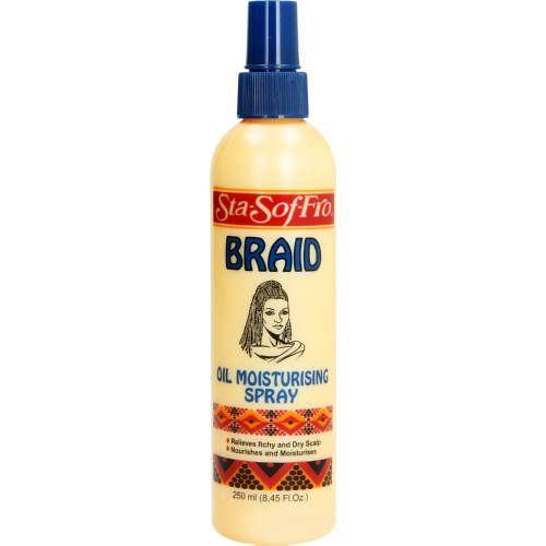 Sta-Sof-Fro Braid Oil Moisturising Spray - 250ml