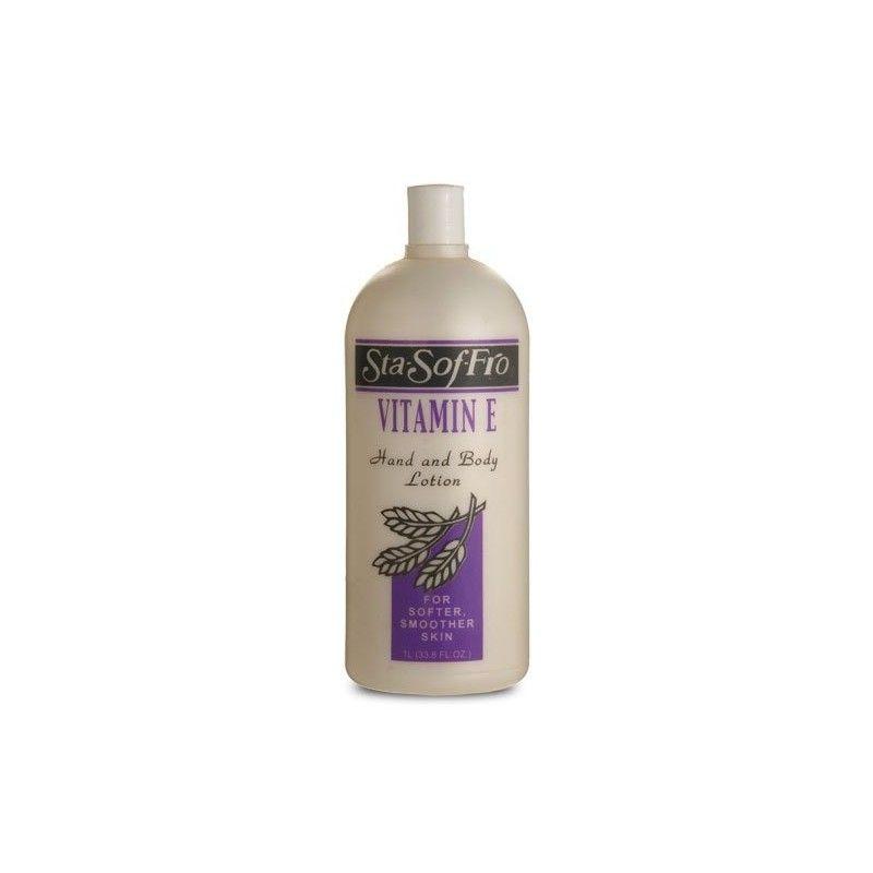 Sta Sof Fro Vitamin E Hand & Body Lotion - 32oz