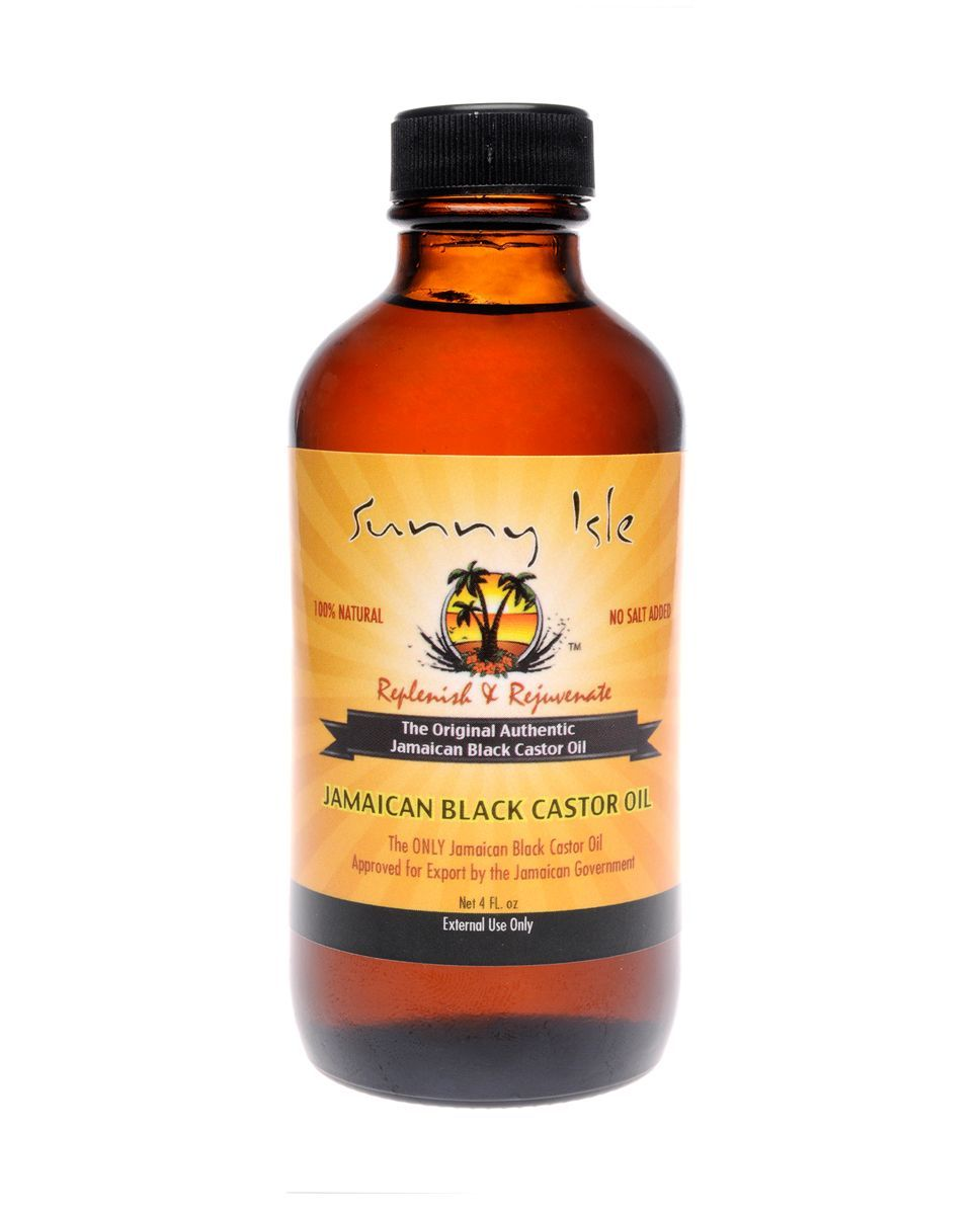 Sunny Isle Jamaican Black Castor Oil - 4oz
