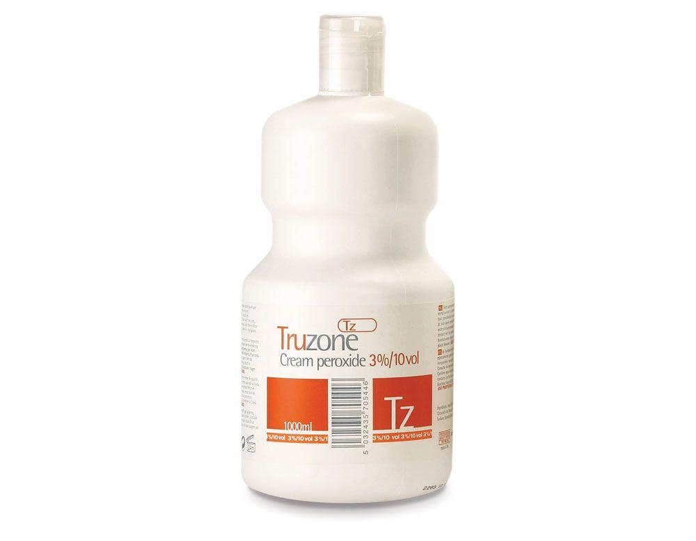 Truzone Cream Peroxide 3% 10 Vol - 1000ml
