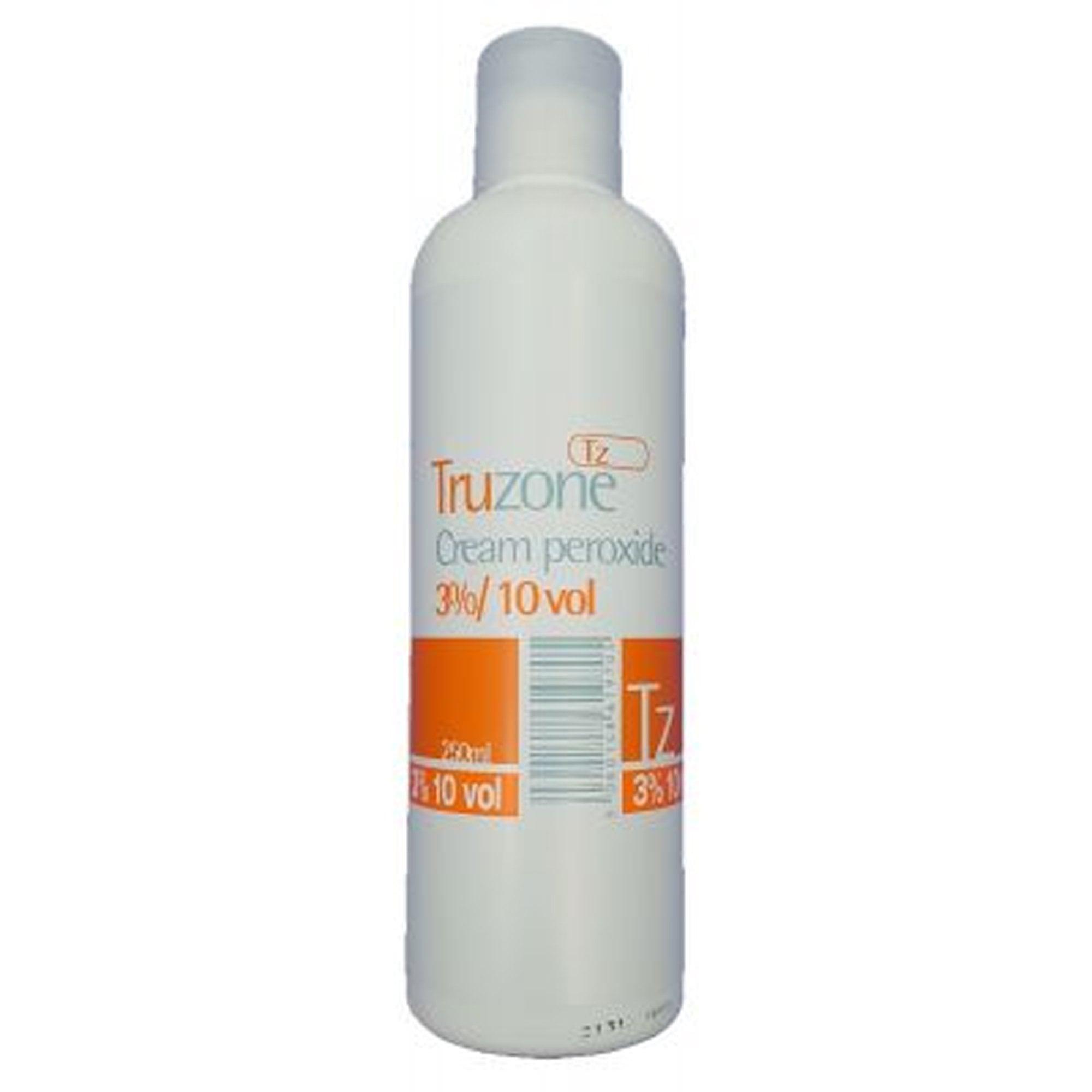 Truzone Cream Peroxide 3% 10 Vol - 250ml