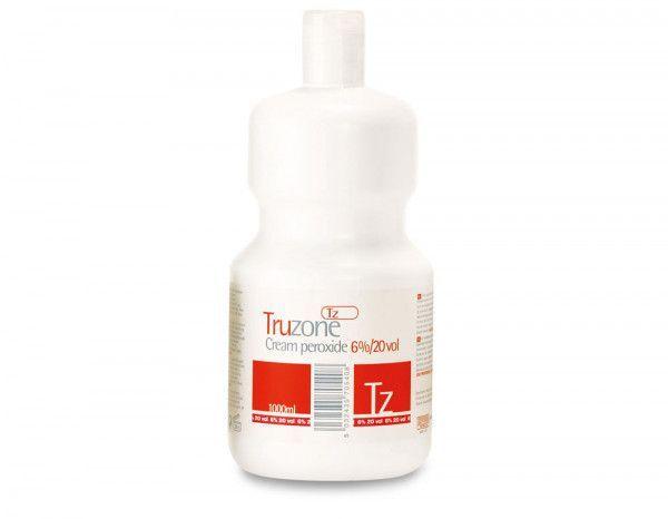 Truzone Cream Peroxide 6% 20 Vol - 1000ml