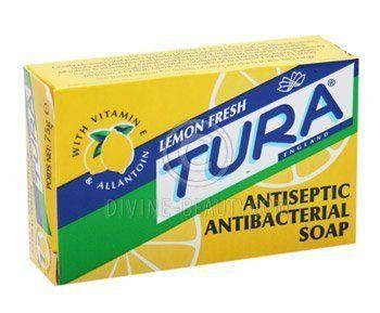 Tura Lemon Soap - pack Of 3
