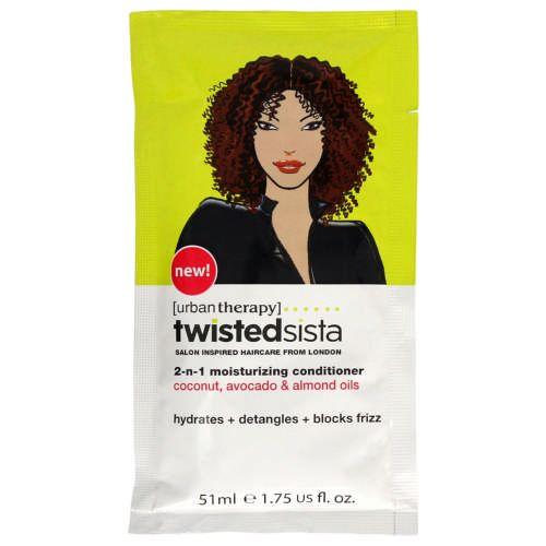 Twisted Sista 2 In 1 Moisturizing Conditioner Sachet - 51ml