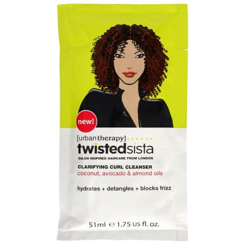 Twisted Sista Clarifying Curl Cleanser Sachet - 51ml