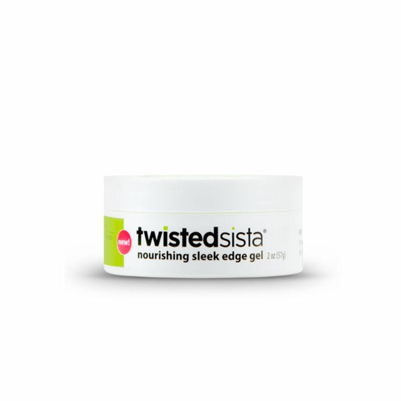 Twisted Sista Nourishing Sleek Edge Gel - 2oz