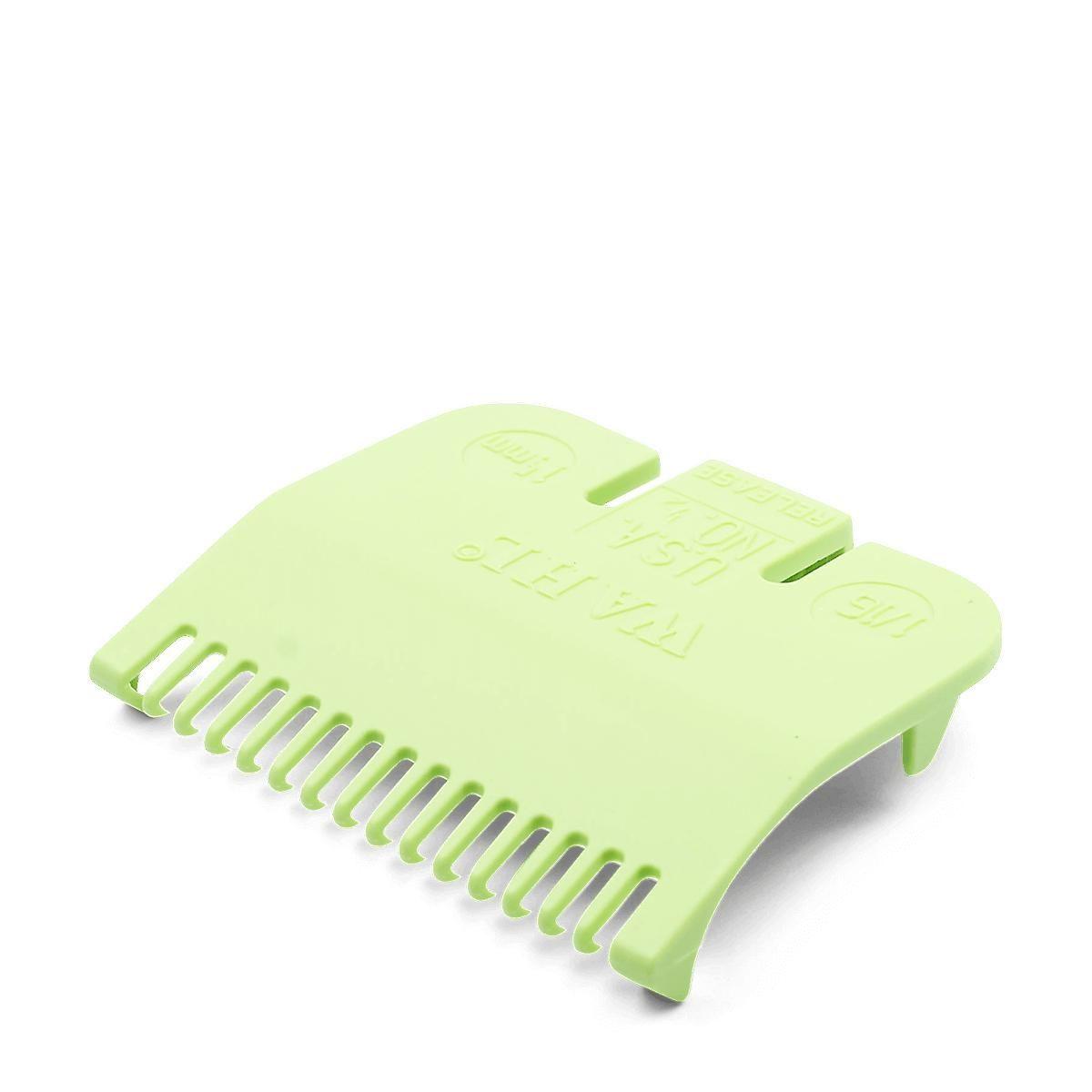 Wahl Clipper Attachment Plastic No 1/2 - lime/green
