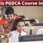 PGDCA Course in Hindi