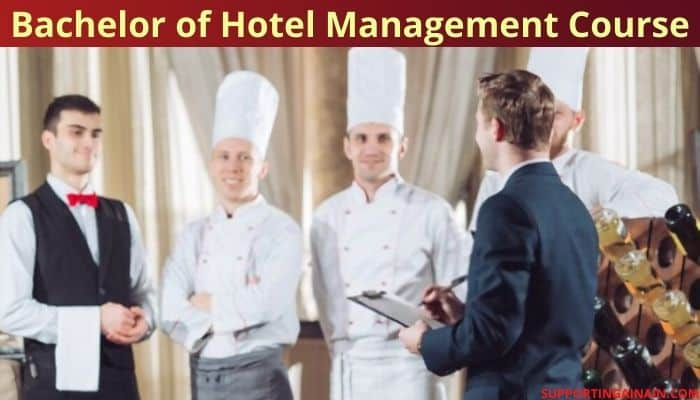 Bachelor of Hotel Management Course Details in Hindi
