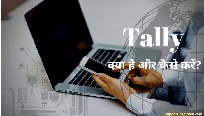 Tally in Hindi