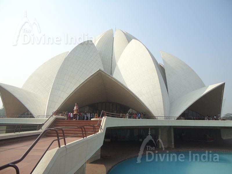 Lotus Temple, Bhai Temple