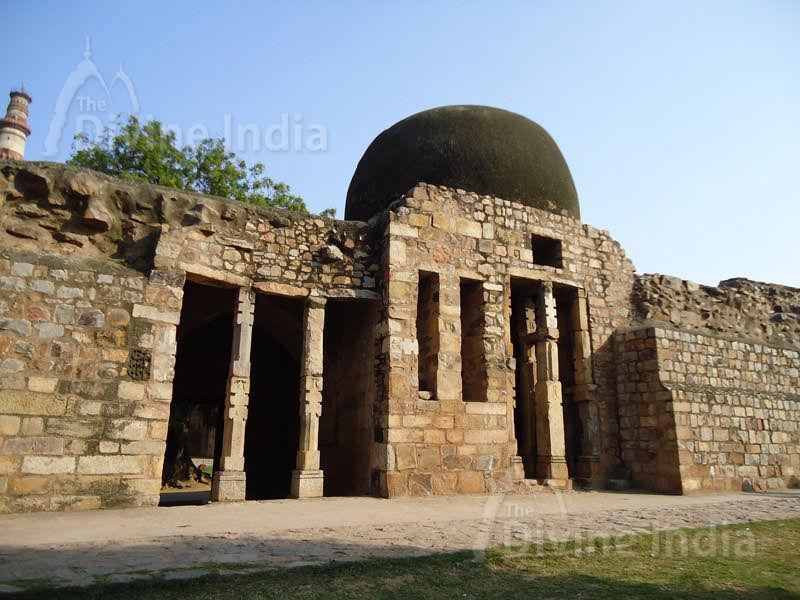 Khaljis Madrasa, Qutub Minar