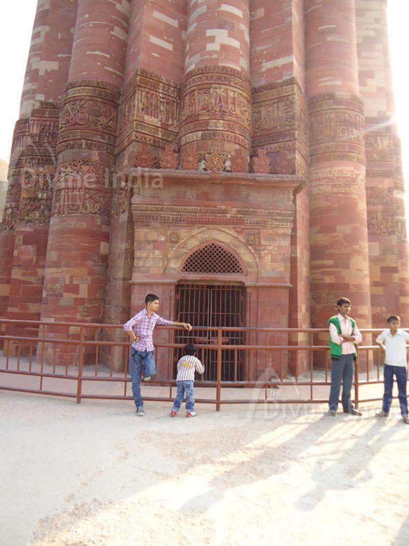 Gate of Qutub Minar