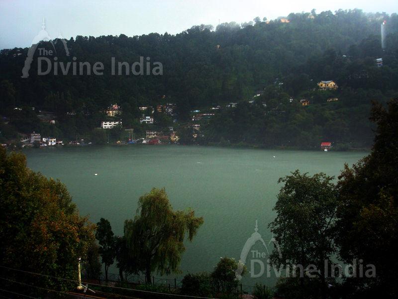 Other View of Nainital Lake
