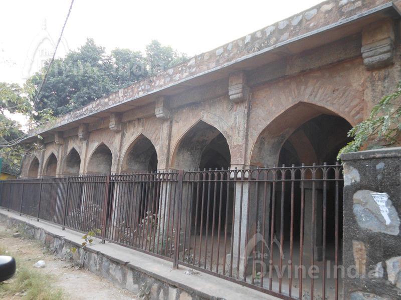 Baradari - Mosque