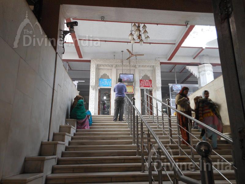 Entrance Gate of Gauri Shankar Temple